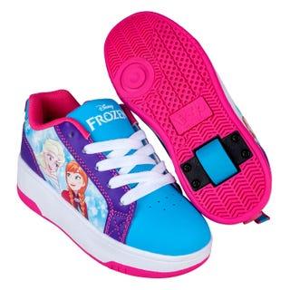 Disney von Heelys - Frozen Blau / Violet / Elsa & Anna