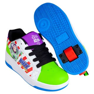 Disney Toy Story Heelys POPs - White / Lime / Buzz Lightyear