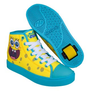 Heelys SpongeBob Squarepants UK - Hustle Yellow / Aqua