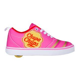 Heelys Chupa Chups - Pro 20 Adults Azalea Pink/Pink/White Nylon