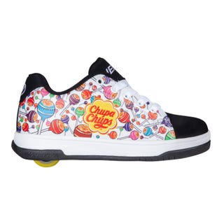 Heelys Chupa Chups - Split Adults White/Black/Multi Nubuck