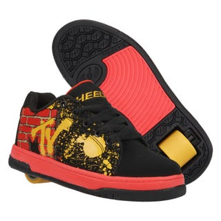 Heelys MTV - Adult Split Black / Red / Yellow