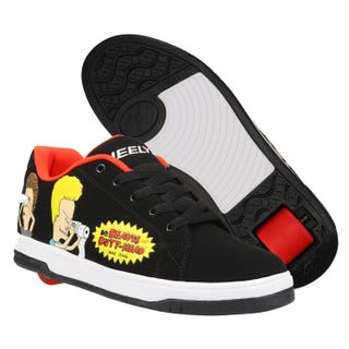 Heelys Beavis & Butt-Head - Split Black/Red PU