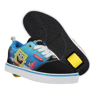 Heelys Pro20 Adult Prints SpongeBob SquarePants Black/Multi/Canvas