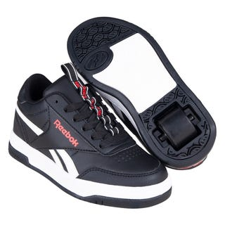 Reebok X Heelys CL Court Low Core Black/White/Vector Red