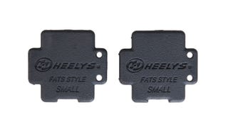 Heel Plugs Black Small UK 11-1